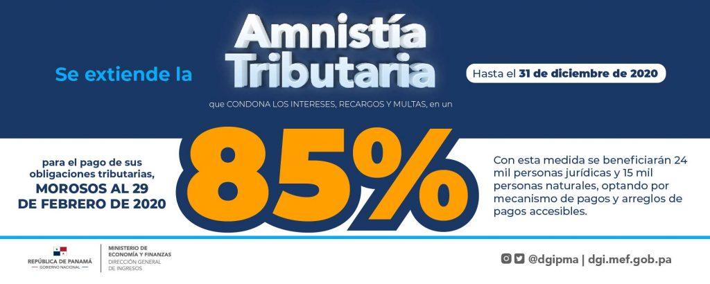 Amnistía Tributaria
